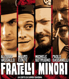 Fratelli minori, cortometraggio, Carmen Giardina, Revolutionine, Diego Altobelli, Chicca Profumo